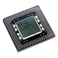 Ретро-процессор под Socket-7: Intel Pentium-200MMX FV80503200 SL27J = Рабочий =