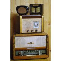 Радиотехника СССР общим лотом. Пять предметов