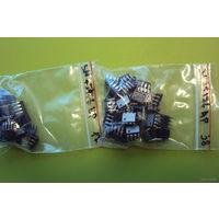 М/сх SN75176BP - приемопередатчик (differential bus transceivers, RS-485)