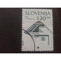 Словения 1993 стандарт