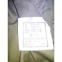 Военная рубашка  б.у