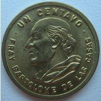 Гватемала 1 сентаво 1995 г.