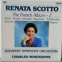 Renata Scotto. The French Album-2. Mint