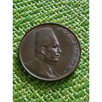 Египет 1 мильем 1924 г ( тир 1.5 мил )