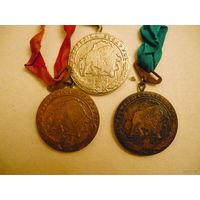 Комплект медалей чемпионата республики Беларусь,пагоня.
