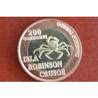 Остров Робинзона Крузо 200 кондоров 2014