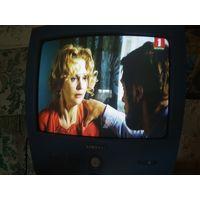 Телевизор Samsung диагональ 34 см с