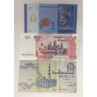 6 банкнот сборный лот