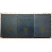 Осип Мандельштам. Собрание сочинений в 3 томах (1967, редкое издание)