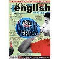 Hot English Magazine (ежемесячный аудиожурнал для развития РАЗГОВОРНОЙ РЕЧИ: АНГЛИЙСКИЙ язык)