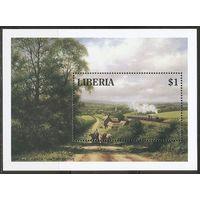 1994 Либерия 1606 / B135 Локомотивы
