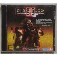 Disciples 2 'Канун Рагнарека' ('Dark Prophecy') лицензионное издание Руссобит-М 2xCD