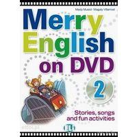 """Merry English 1, 2, Merry English - """"Первые шаги"""" и """"Учебные мультфильмы"""" (2 DVD-диска)"""