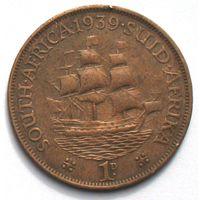 Южная Африка, 1 пенни 1939