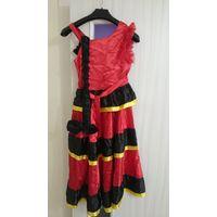 Платье карнавальное праздничное