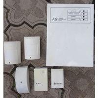 Охранная сигнализация A6 ( без извещателей)