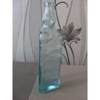 Бутылка от уксуса. трехгранная