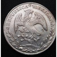 Мексика. 8 реалов 1882 г.