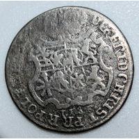 1/12 талера 1763 Фридрих Кристиан Польско-Саксонский