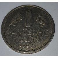 ФРГ 1 марка 1990