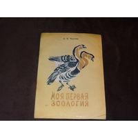Е. Чарушин Моя первая зоология , 1988 год