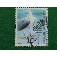 Китай. Гонконг 2006г.  Птицы.