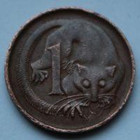 1 цент 1976 г, Австралия