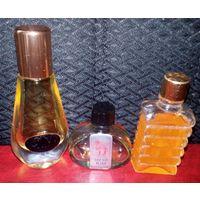 Флаконы от старой парфюмерии.