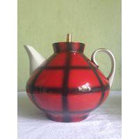 Чайник пузатый большой Минский завод