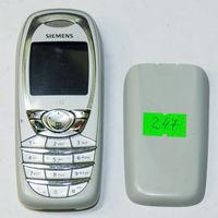 247 Телефон Siemens C62. По запчастям, разборка