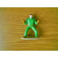 Фигурка Отто Октавиус, он же Доктор Осьминог (Doctor Octopus) - суперзлодей из вселенной Spider-man. Marvel.