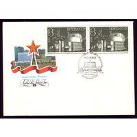 Комплект из 5 КПД 1983 год Новостройки Москвы