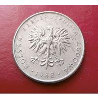10 злотых 1988 Польша #16