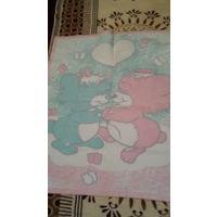 Байковое одеяло для малыша