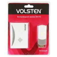 Volsten DB-915 (Звонок беспроводной, 36 мелодий, приемн.блок - 3В, 2хАА).