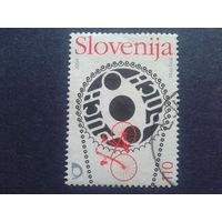 Словения 2004 велосипед