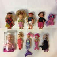 Кукла Маленькие куколки пони ( Цена за одну, написана на фото)