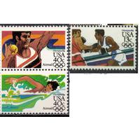 США олимпиада Лос Анжелес 1984 **
