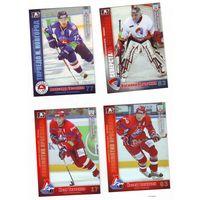 Хоккей карточки