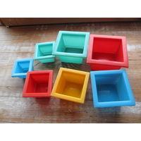 Посудки формочки