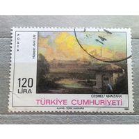 Турция.1986г. Искусство.