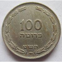 Израиль 100 прут 5709 (1949)
