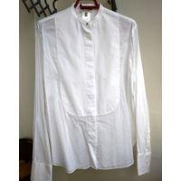 Lagerfeld Gallery белая блузка, Франция