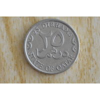 Катар 25 дирхамов 2006