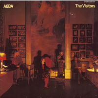 1357. ABBA. The Visitors. 1981. Epic (DE, OiS w Lyrics, NM-) = 32$