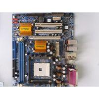 Материнская плата AMD Socket 754 Asrock K8NF4G-SATA2 (905964)