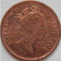 Фиджи 1 цент
