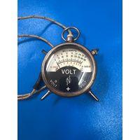 Редкий старый вольтметр-миллиамперметр