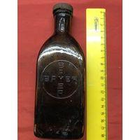 Аптечная бутылка Bayer  В.М.В.