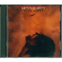 CD Kronos Quartet - Black Angels (1990) Modern, Contemporary